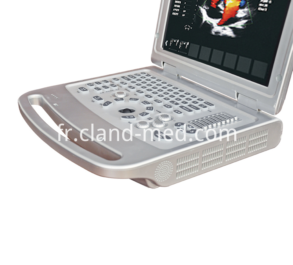 Pl 6018l Laptop Color Doppler 4
