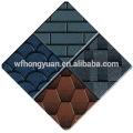 Asphalt Dachschindel (ISO gelistet)