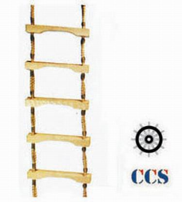 Marine Wooden Or Aluminum Embarkation Ladder