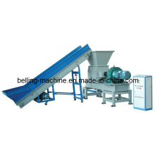 Waste Tyre Shredder/ Shredding Machine