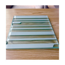 Building glass  Decorative silkscreen printing tempered colored opaque glass
