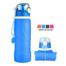 Botella de agua libre de los deportes al aire libre de BPA que bebe