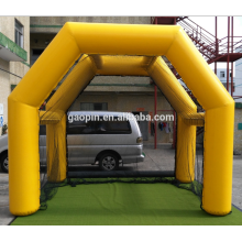 Cheap Portable Inflatable Netting ,Golf Practice Net