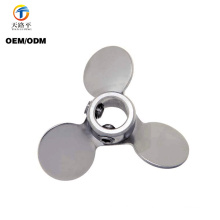 outboard aluminum motor alloy propeller