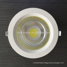 20W 30W 40W 50W COB LED Downlight with CE & RoHS certification