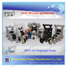 QBY3 Pneumatic/Air Diaphragm Pump