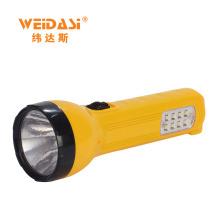 chasse haute puissance rechargeable LED lampes de poche torche lumière en gros