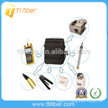 Trousse à outils en fibre optique