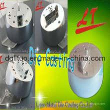 Fundición / Aluminio Fundición / Parte de aluminio / Parte de aluminio de precisión / Parte de aluminio / Parte de aluminio con mecanizado CNC / Fundición de aluminio
