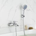 European style fashion thermostatic bath shower mixer