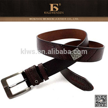 Best sale foldable hot new products womens brown leather belt
