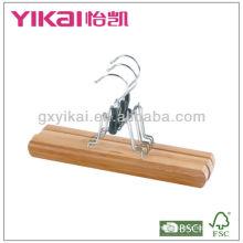 Cabide de bambu