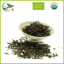 Chá verde chinês Sencha da saúde orgânica