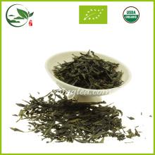 Thé vert de Sencha de santé organique chinoise