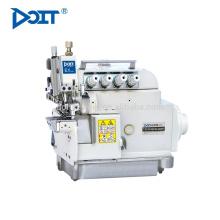 DT5114EXT-03/333 / D Máquina de coser overlock de alta velocidad de lecho de cilindro de alimentación diferencial superior e inferior