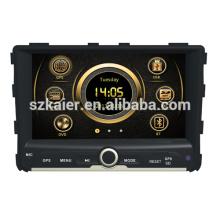 Цена по прейскуранту завода вздрагивания 6.0 GPS-навигатор для Санг Йонг Рекстон W с с GPS/Bluetooth/Рейдио/swc/фактически 6 КД/3G интернет/квадроциклов/ставку