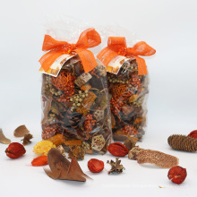 customized logo scented natural potpourri bags for fall