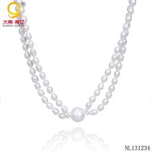 Venta al por mayor del collar hecho en China Joyería encantadora