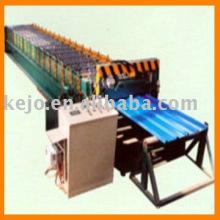 Máquina de formação de rolo de folha de cobertura galvanizada