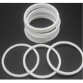 Joint torique de cordon en silicone solide encapsulé FEP PTFE