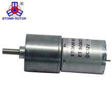 9v high torque dc motor for electric drawer
