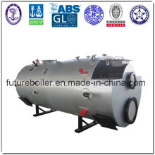 Marine Exhaust Gas and Oil Fired Composite Boiler