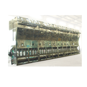 Continues Horizontal Type Fluid Bed Dryer Machine