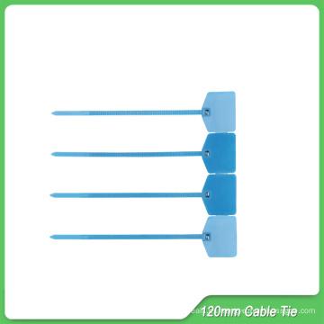Sello de seguridad plástica del tirón de la cremallera (JY-120)