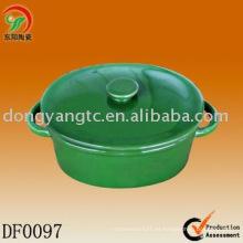 Olla de sopa de cerámica al por mayor directo de fábrica