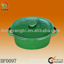 Factory direct wholesale ceramic soup pot