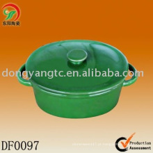 Pote de sopa de cerâmica por atacado direto de fábrica