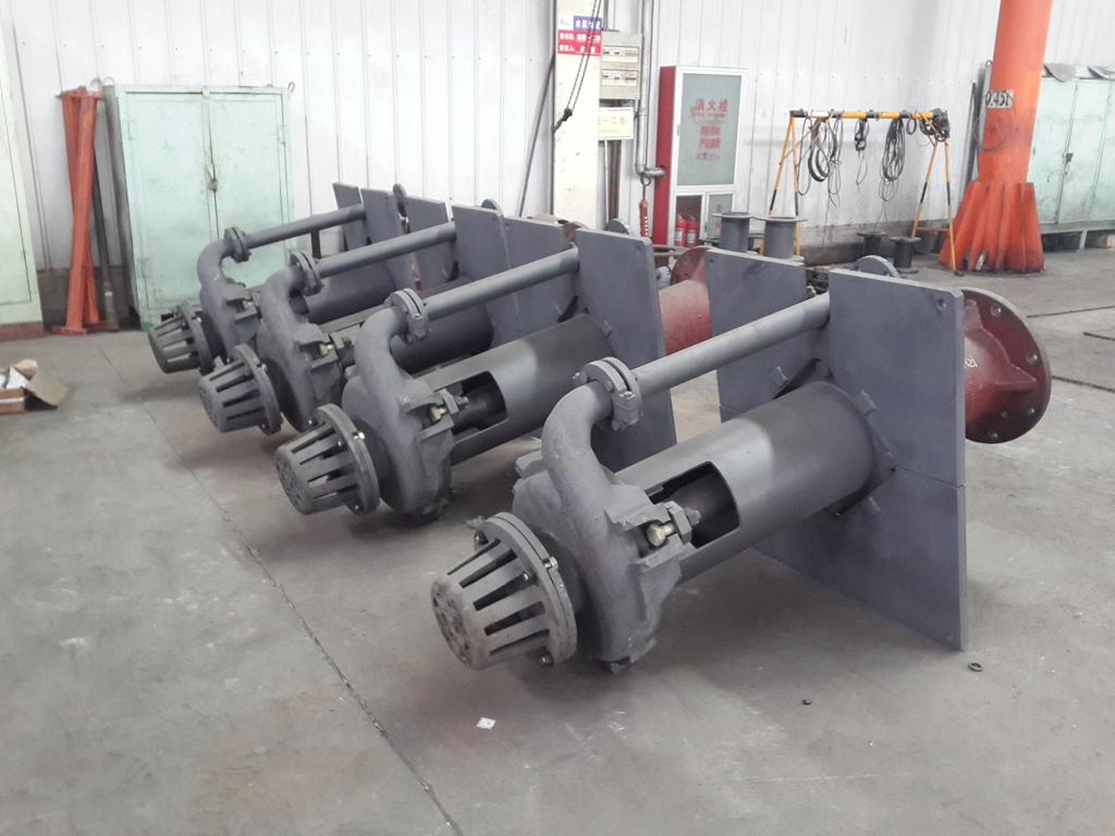 sewage slurry submersible pump