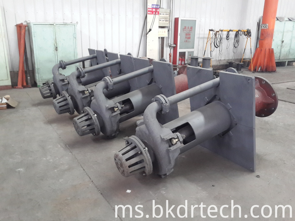 sewage slurry submersible pump