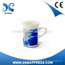 2016 Factory direct sale newest design high quality sublimation ceramic mug