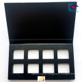 Cartulina vacía cosmética modificada para requisitos particulares de la paleta del sombreador de ojos