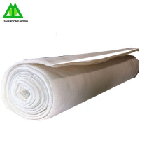 100% cotton non-woven wadding and padding for filling