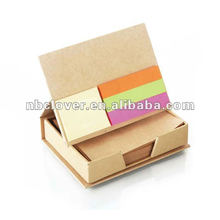 recycled memo pad for promotion