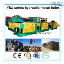 CE Waste Iron Baler Waste Steel Baling Machine (High Quality)