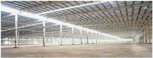 Lightweight Workshop Steel Structure
