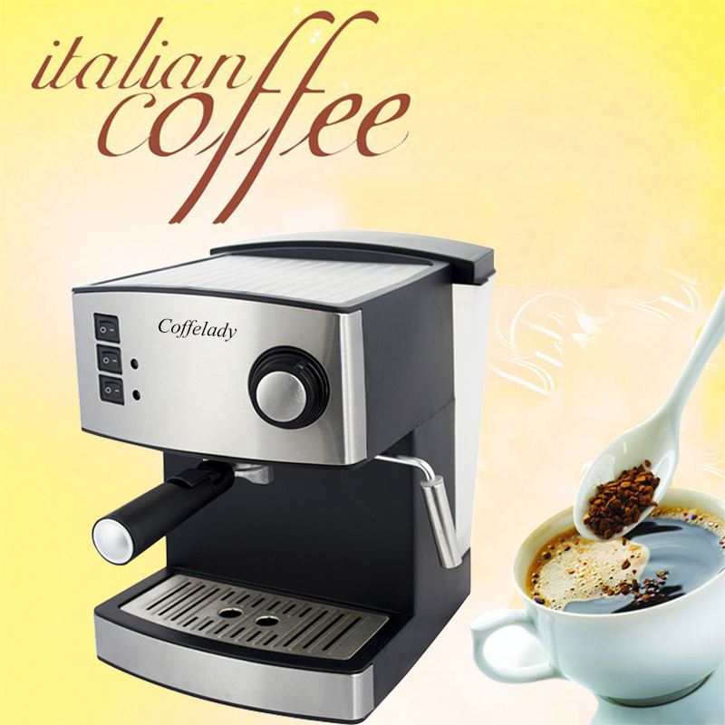 Espresso Coffee Maker with Pump