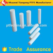 Tubo de polietileno de alta temperatura y varilla ptfe