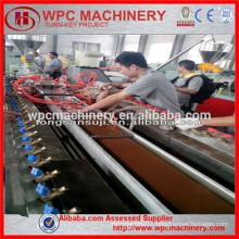 CE ISO9001 High Quality WPC Fence Whole Production Line
