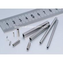 Tubo de precisión Micro de titanio Gr2