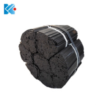 factory make-to-order carbon fiber square rods with high tempreaturen resistance