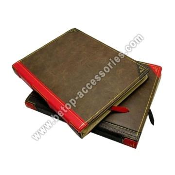 Retro Book Case For iPad 2&3