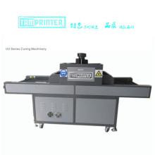 TM-UV750 ultravioleta cura transportadora secador para serigrafia