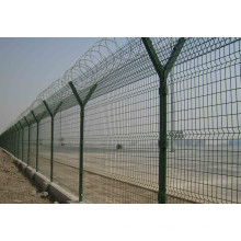 PVC Airport Fence/Welded Panel Fence