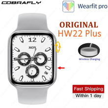 HW22 Plus SmartWatch 1.75inch Square Screen Long Standby
