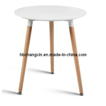 Hot Selling New Modern Design Plastic Dining Table