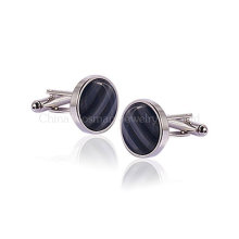 2014 Men's Fashion Noble Silver Wedding Cufflinks
